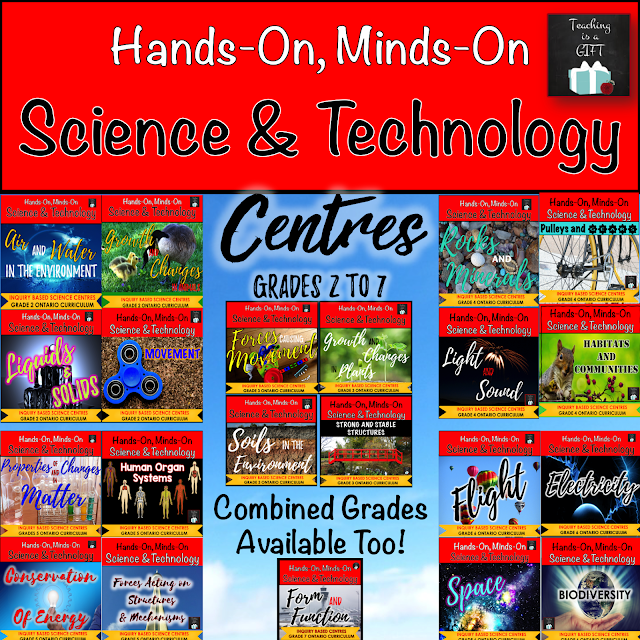 Picture of Teaching Is A Gift Hands-On Minds-On SciTech Centres