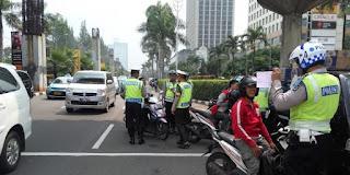 Prosedur Razia Kendaraan  Bermotor Di Jalan, Polantas dan Bikers Wajib Baca!