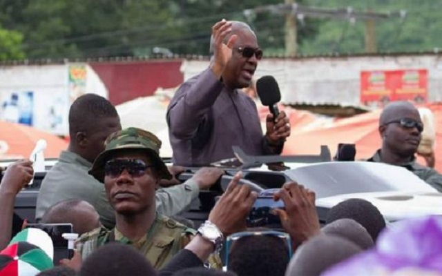 Electricity bills to go down from July 1 – Mahama