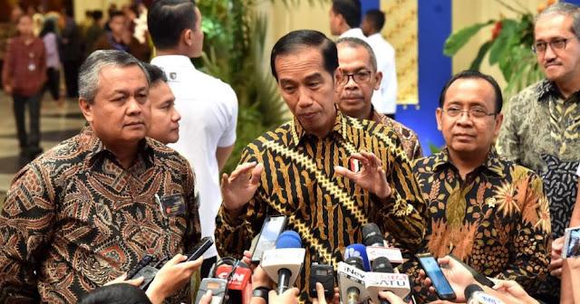 Tanggapan Jokowi Soal 7 Kontainer Surat Suara Tercoblos, Banyak Bicara Fitnah
