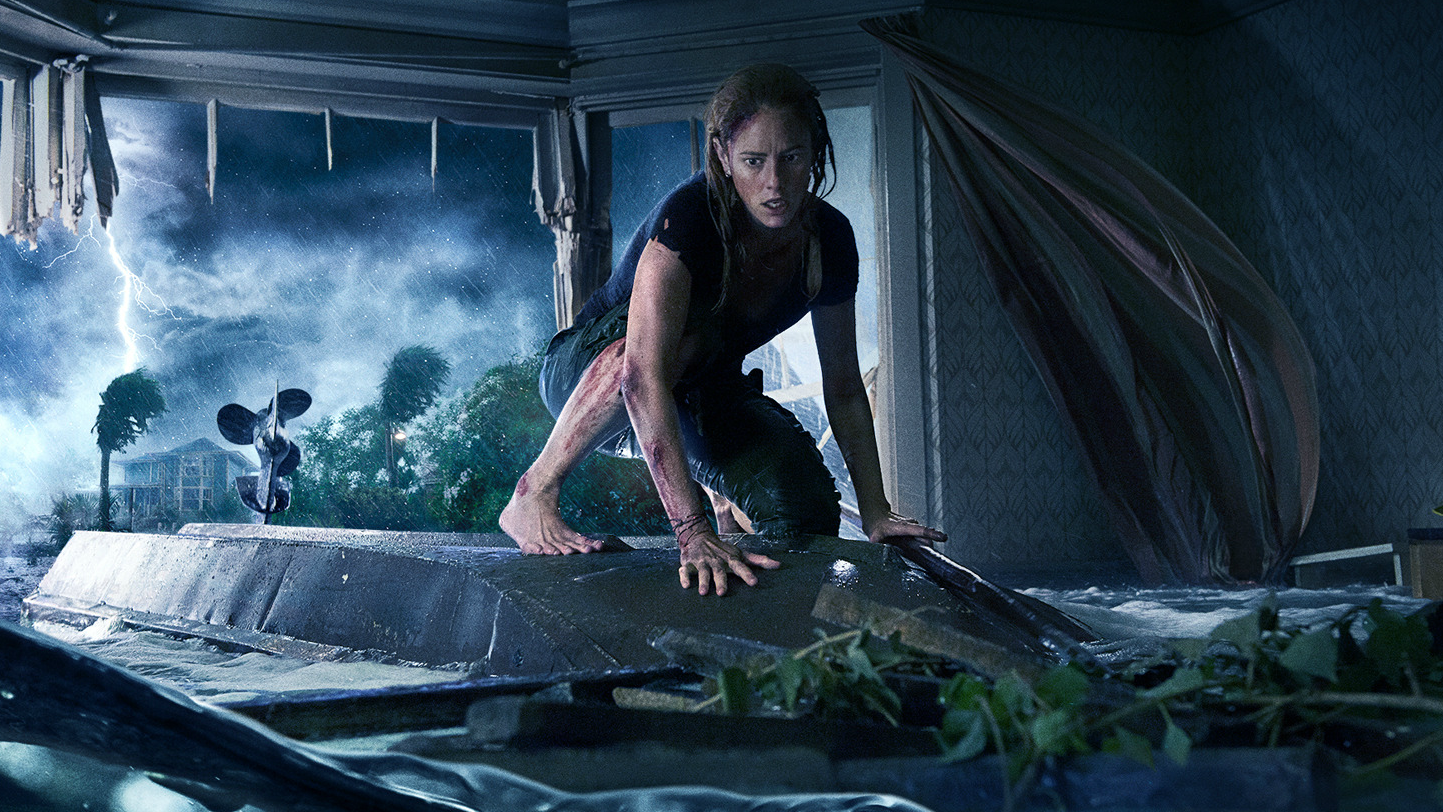 Movie Review: 'Crawl' Hauls In Captivating Creature Feature