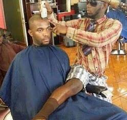 Najsmešnije slike: Afrički frizer