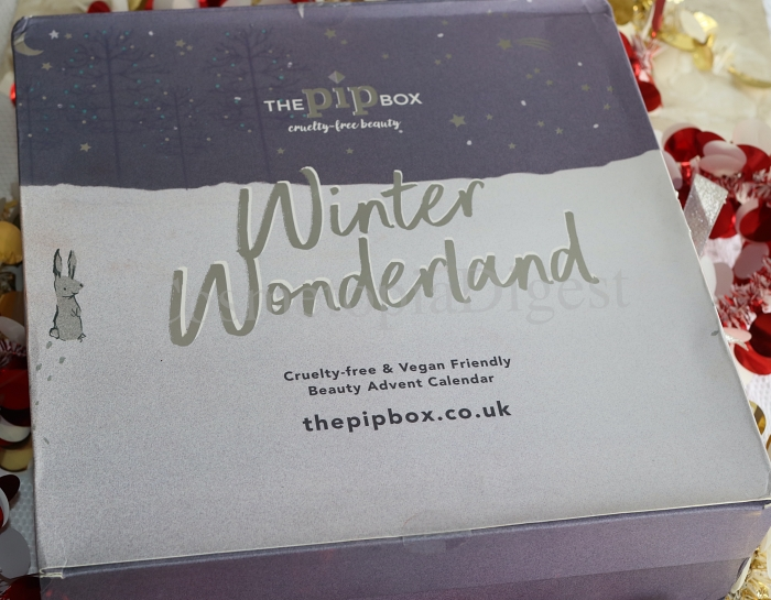 Here is the unboxing and review of The Pip Box cruelty-free, vegan beauty advent calendar for 2019