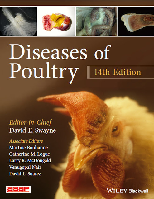 Diseases of Poultry 14 edition - WWW.VETBOOKSTORE.COM