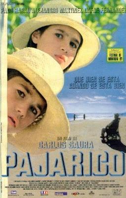 Птичка / Pajarico / The Birdie. 1997.