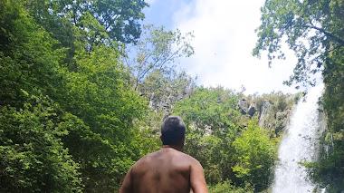 La leyenda de la Cascada de Cioyo