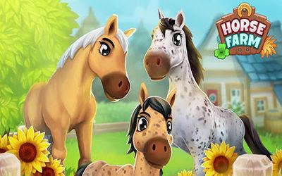 Horse Farm - Jeu de Gestion en Ligne
