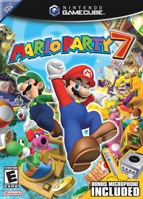 Mario Party 7 ISO GC