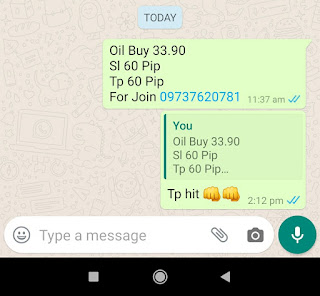 21-05-2020 Forex Trading Commodity Crude Oil Signal Prices