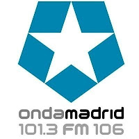 Logo Onda Madrid, 101.3 y 106 FM