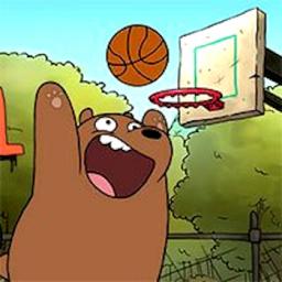 Bearsketball - We Bare Bears