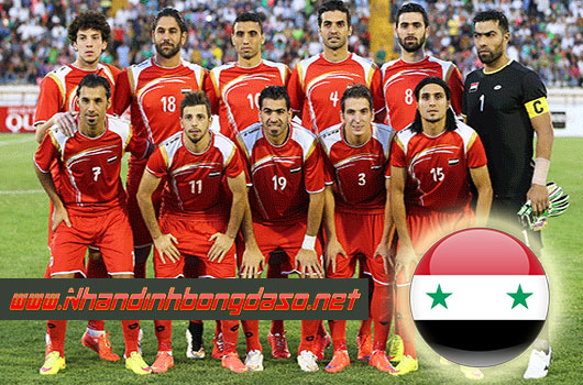 Kyrgyzstan vs Syria 18h30 ngày 10/09 www.nhandinhbongdaso.net