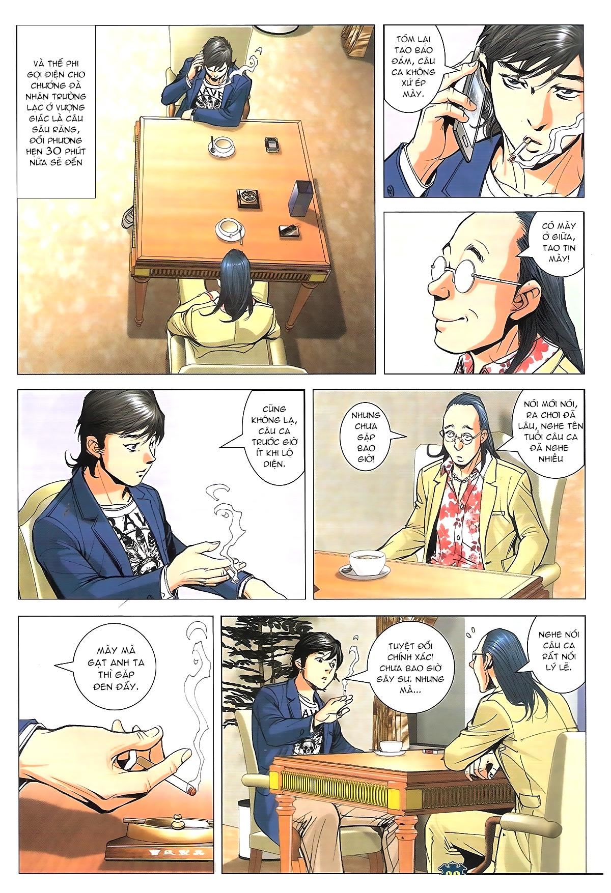 Người Trong Giang Hồ chapter 1770: tên x hồng hưng trang 26