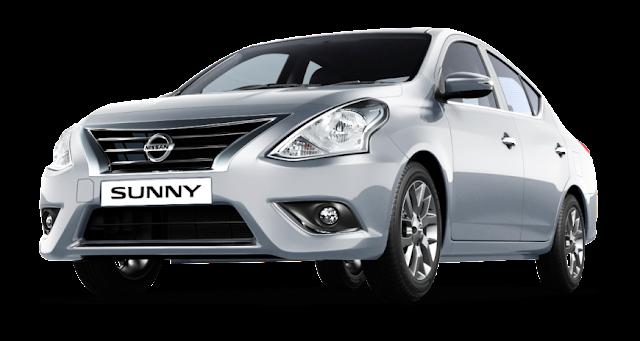 Xe ô tô Nissan Sunny