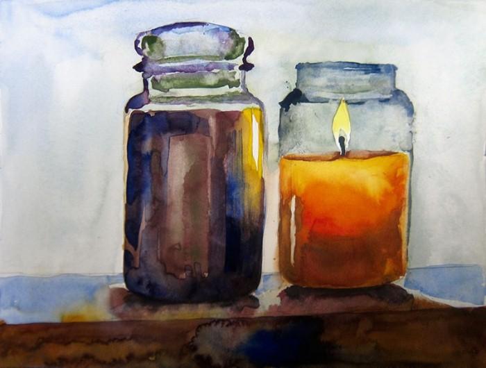 Живопись маслом и акрилом. John Markese 7
