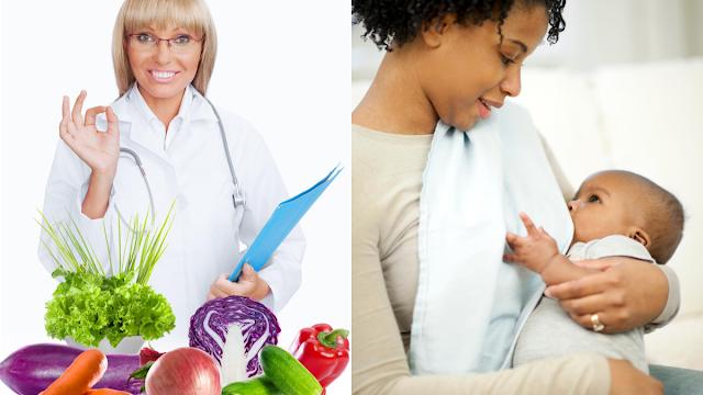 diet ibu menyusui tanpa mengurangi ASI