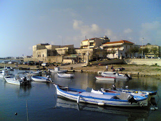 A village on the southern coastline of Sicily similar to the fictional location of the Montalbano novels