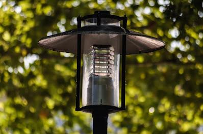 solar-light-turned-off