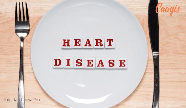 Wajib Tahu! 3 Jenis Makanan Pemicu Penyakit Jantung Yang Harus Diwaspadai