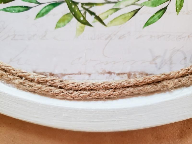 rope trim