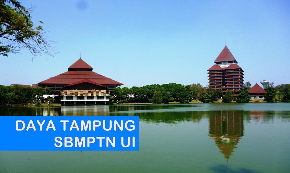 Daya Tampung SBMPTN UI (Universitas Indonesia)