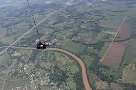 Why Parachuting and Skydiving Are Safe As a Bank