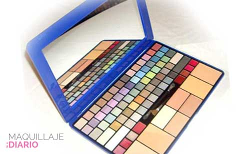 I Make Up : La paleta de maquillaje que parece un portatil