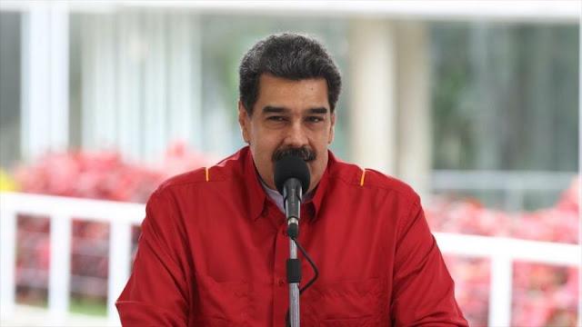 Maduro apoya acuerdos firmados con parte de oposición