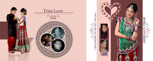 Latest indian wedding album design 12x36 Free download