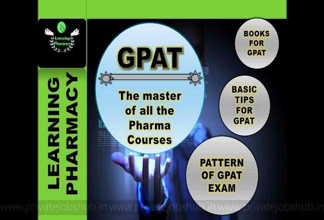 GPAT Books