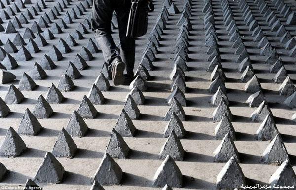 الصين تبتكر طريقة جديدة لمنع المتشردين من النوم تحت الجسور