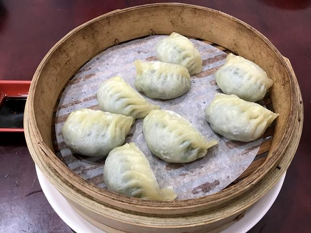 永青素食點心坊-天祥店素菜蒸餃~台北捷運民權西路站素食