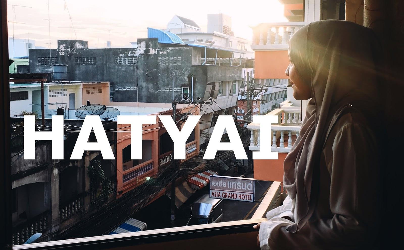Hatyai Quick FoodHunting : 2 Hari 1 Malam