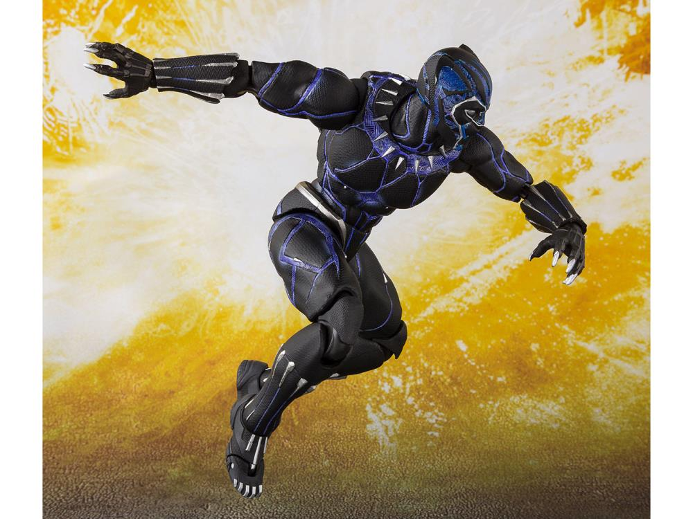 Avengers: Infinity War Black Panther Action Figure