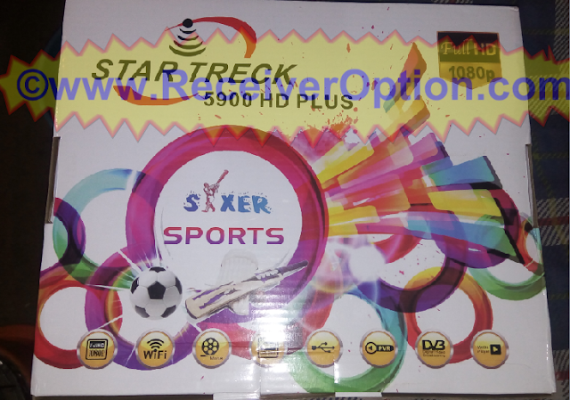 STAR TRECK 5900 HD PLUS RECEIVER FLASH FILE