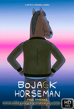 BoJack Horseman Temporada 6 [1080p] [Latino-Ingles] [MEGA]