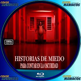 GALLETA - HISTORIAS DE MIEDO PARA CONTAR EN LA OSCURIDAD - SCARY STORIES TO TELL IN THE DARK [BLU-RAY]