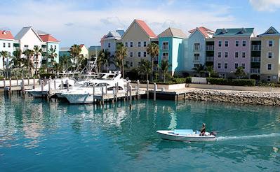 Paradise Island Canal