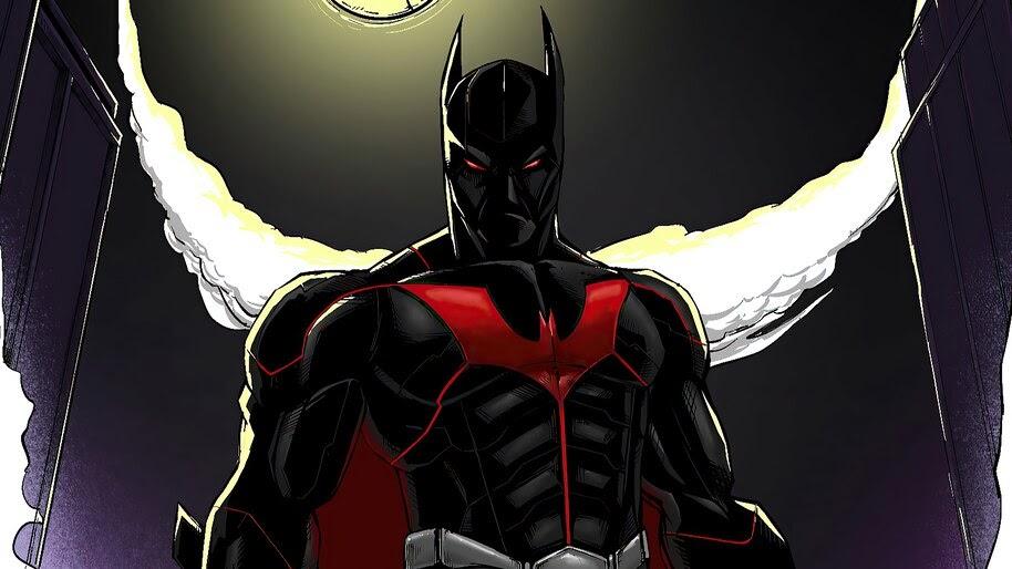 Batman Beyond, DC, 4K, #6.2376