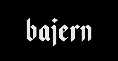 Bajern A Parallel Pen Free Typeface