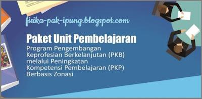 Paket Unit Pembelajaran PKB/PKP 2019 Kemdikbud Dirjen GTK