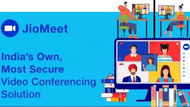How to Download and use JioMeet Video Conference App | Reliance Jio