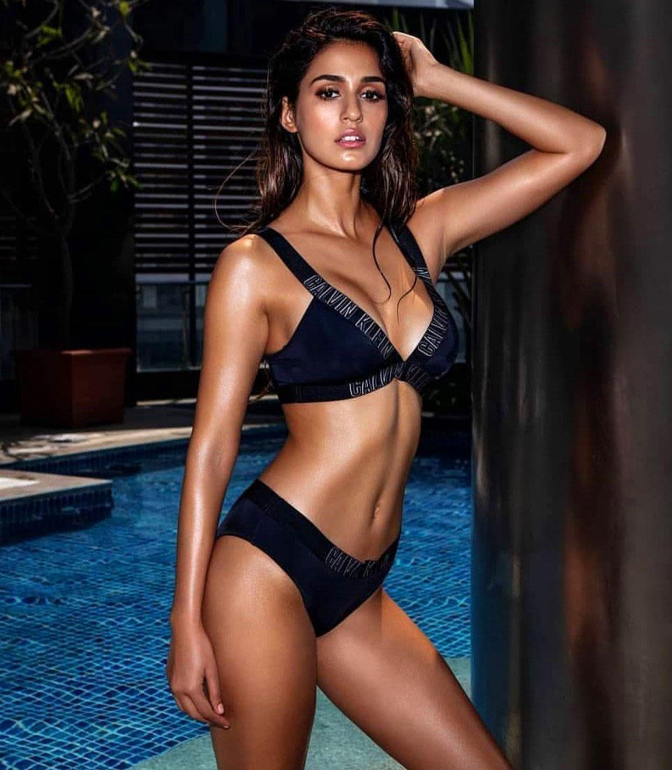Disha Patani in sexy Bikini