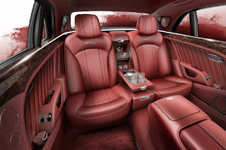 Bentley Mulsanne WO Edition by Mulliner (2019) Interior