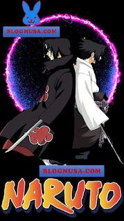 wallpaper Sasuke dan Itachi keren