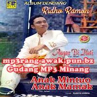 Ridho Ramon - Untuang Parasaian (Full Album)