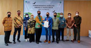 Program Mangrove Blue Carbon Dukung Mitigasi Perubahan Iklim