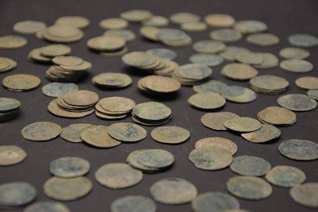 Huge medieval coin hoard found in southeastern Denmark