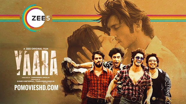 Yaara (2020) Hindi Web-DL HEVC 720p & 480p GDrive Download