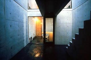 Casa Azuma. Tadao Ando